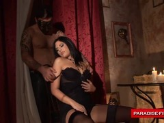 Madison Parker ist die ultimative Blowjob-Queen